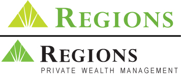 Regions Bank and Regions Wealth Management Logo