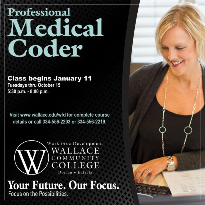 Medical Coder Flyer